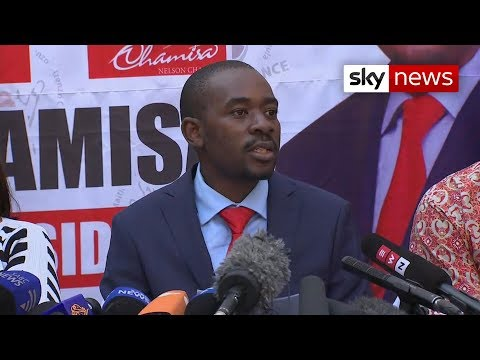 In full: Nelson Chamisa believes election was won by his party