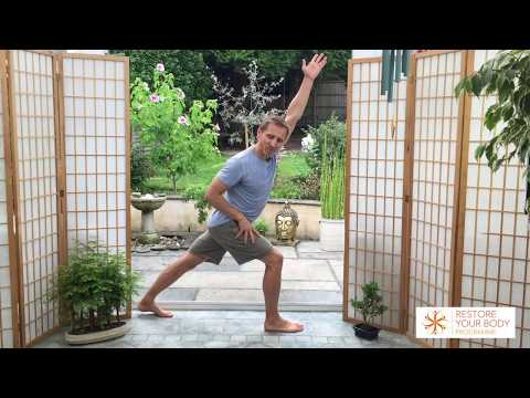 The only Warm - Up you'll ever need with Danny Bridgeman