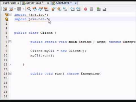 Java Programming - Sockets Pt. 1