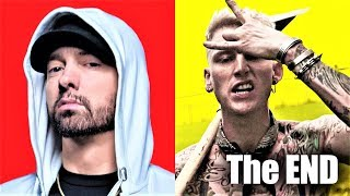 EMINEM Finally RESPONDS To MGK [The END Of MGK]