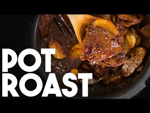 POT ROAST | INDIAN style ROAST BEEF | Kravings
