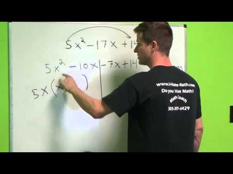 Pert Practice factoring