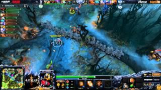 EG vs Vici Gaming - Game 3 (Dota 2 Asia Championships) - LD & syndereN