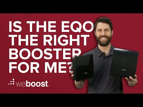 Is the eqo cell phone signal booster right for me? | weBoost