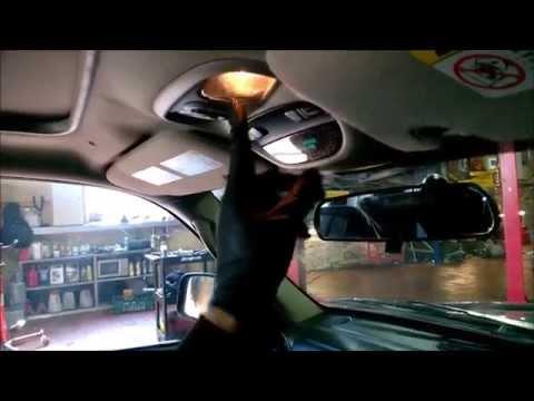 Interior Car Lights Wont Turn Off