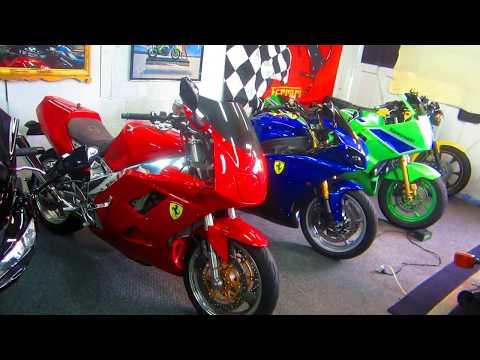 HOW TO POLISH ALUMINUM MOTORCYCLE ENGINE PARTS .