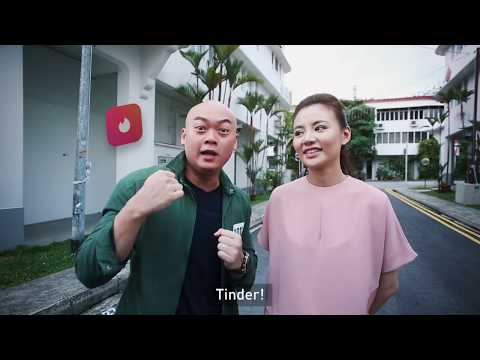 What's In Your Phone: Jonathan Cheok & Cheryl Wee