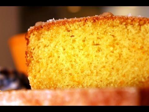 Orange Cake eggless - Eggless baking recipes