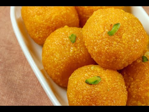 how to make  Motichoor Ladoo at home - Motichoor boondi ladoo - Motichoor Ladoo Recipe in urdu/hindi