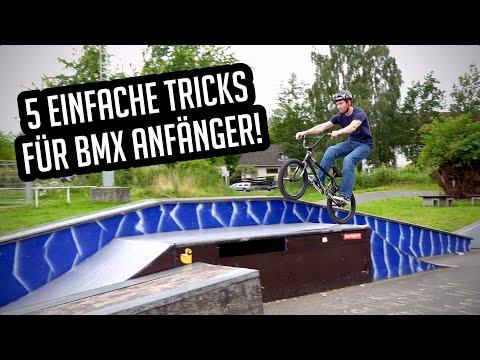 5 super einfache BMX Tricks für Anfänger!