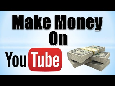 How to Make Money on YouTube! (2016-2017)