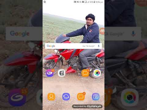 How to remove digital clock from lock screen in samsung J7 pro