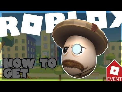 [EVENT] How to get the Eggsplorer| Roblox: Egg Hunt 2018