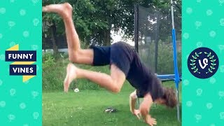 TRY NOT TO LAUGH - Funny Fails to Watch While Quarantined!
