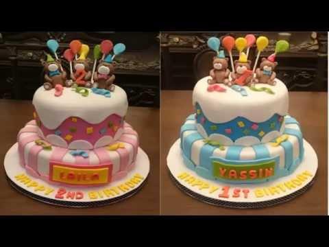 how to make fondant cake, wedding cake, cupcake