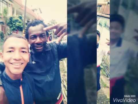 Shillong college football team