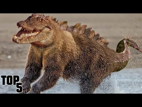Top 5 Scariest Animals That Used To Exist