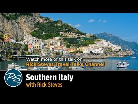 Southern Italy Travel Skills: Blue Grotto, Beautiful Tourist Trap