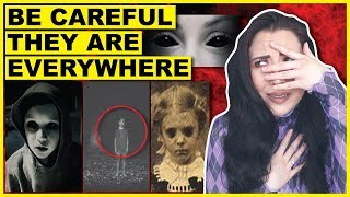 Have You Noticed The Black Eyed Children Everywhere?