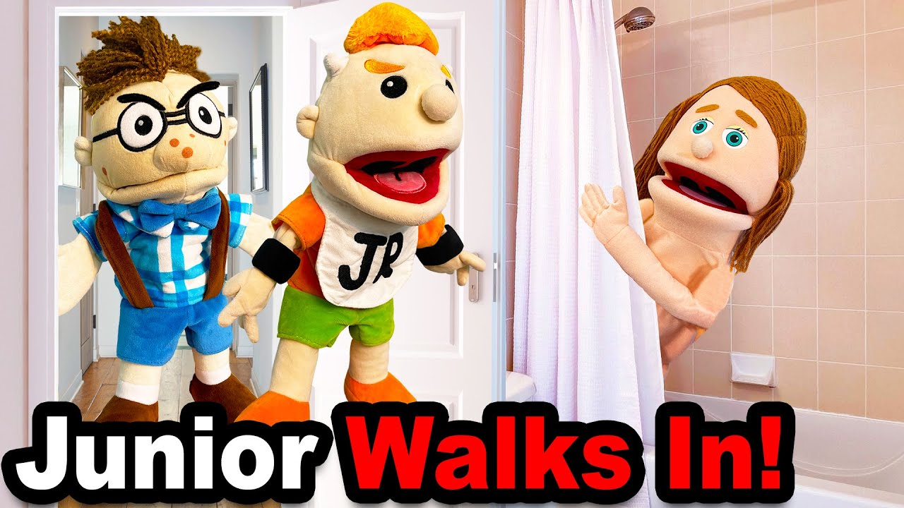 SML Movie: Junior Walks In!