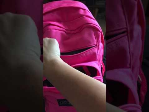 Book bag organization