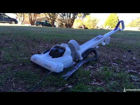 Black+Decker AirSwivel Vacuum Destroyed!