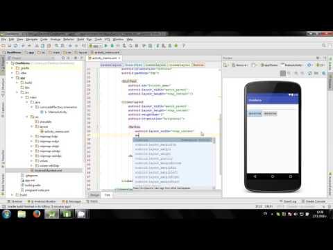 Develop simple OneMemo app in Android Studio