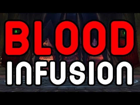 BLOOD INFUSION GUIDE: Shadowmourne Legendary Questline (WoD Patch 6.0.3)