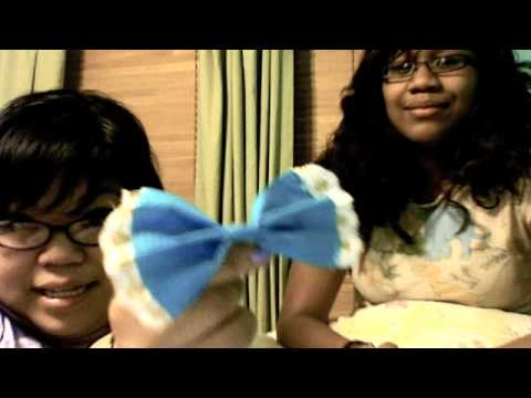 Achaea and Mish - Duct Tape Bows