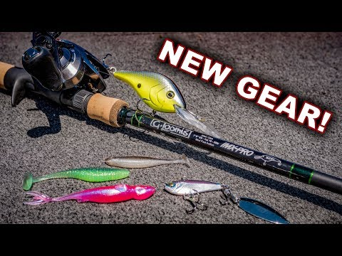 Hardbaits, Softbaits, and more... Spring Gear Review!