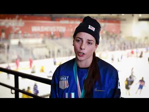 Team USA Empowers Young Women and Girls