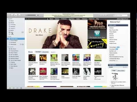 Updating Apps In iTunes