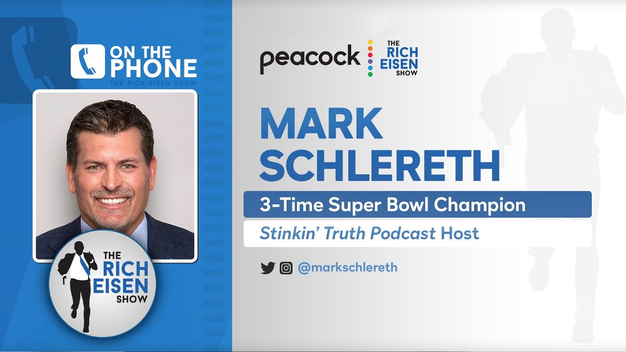 Mark Schlereth Talks Jets, Broncos Draft & More with Rich Eisen | Full Interview | 4/13/21