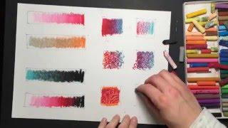 Download 10 Oil Pastel Techniques Video