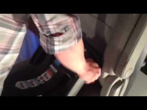 Uppababy Mesa Car Seat Base Install