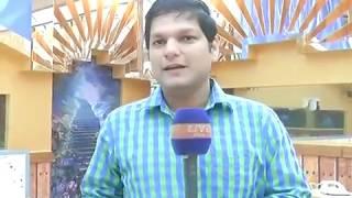 Shailesh Singh in the Bigg Boss House recce season 10 on Live India