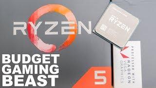 AMD Ryzen Vega 2400G and 2200G Raven Ridge APU Review