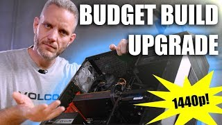 The CHEAP 2019 Gaming Rig gets an upgrade, but was it worth it?
