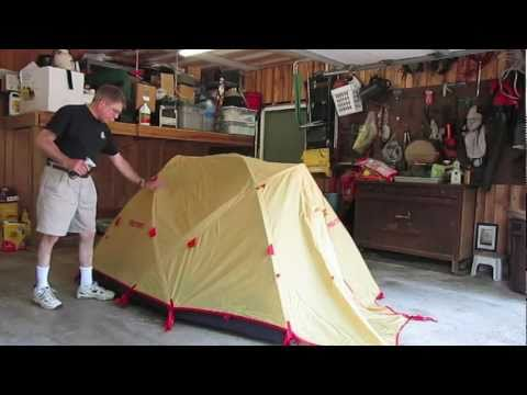 Cleaning and Waterproofing Your Tent Part 2 of 2