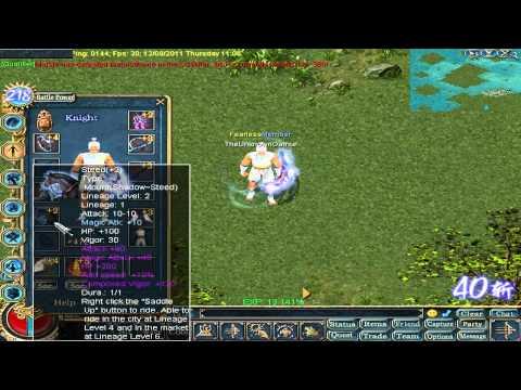 My Conquer Online 2.0 Account - Level 130 Archer
