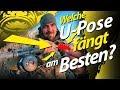 Welsangeln mit U-Pose | Welche U-Pose fängt am Besten ? | 100 Kilo Waller Live Fight