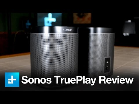 Sonos Trueplay 5.1 Surround Home Theater Calibration - Hands On Review