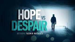 Is Depression A Sign Of Low Imaan? | Ustadha Yasmin Mogahed | Faith IQ