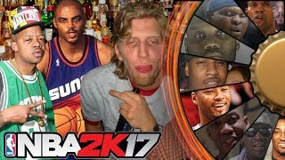 WHEEL OF NBA DRUNKS! PLAYERS WHO DRINK & DRIVE!