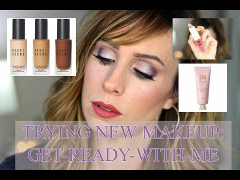 TRYING NEW MAKEUP || WHAT'S ON MY MIND LATELY...GRWM