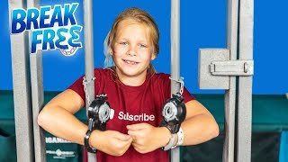 Assistant Break Free Game Assistant in Escapes the Jail TheEngineeringFamily Video