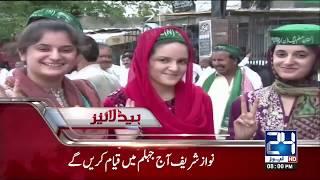News Headlines | 08:00 PM | 10 August 2017 | 24 News HD