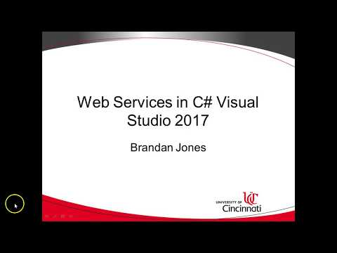 Create a simple Web Service client with WSDL in C# Visual Studio 2017