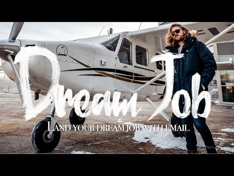 Land your DREAM JOB with one email