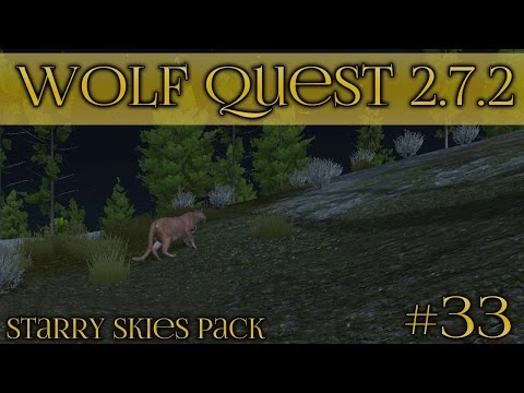 Cougar Among the Wolf Pups!! 🐺 Wolf Quest 2.7.2 🐺 Episode #33